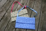 Nook bags with strap